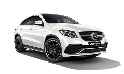 Mercedes GLE 63s