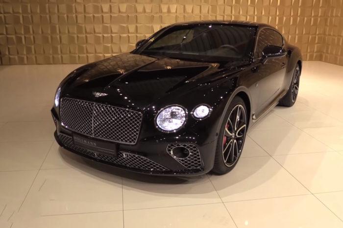 Bentley GT Continental