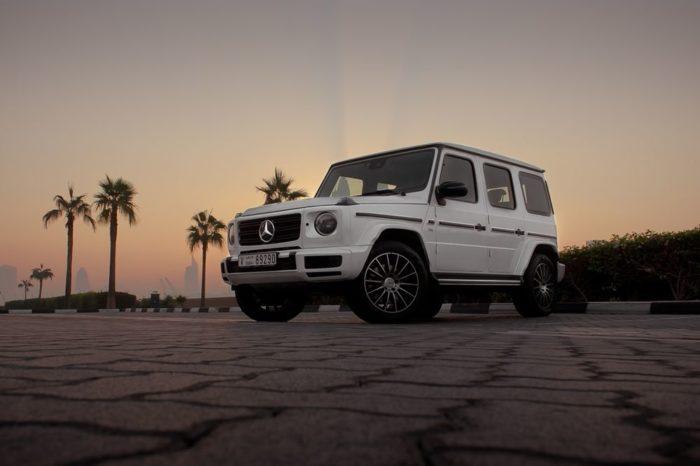 Mercedes G500 2019