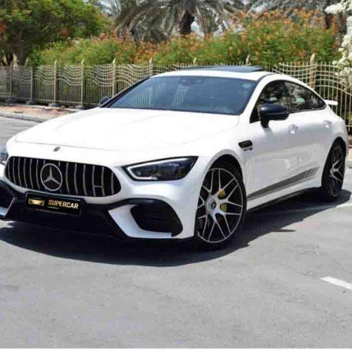Rent Mercedes-AMG GT 63 S Edition Dubai