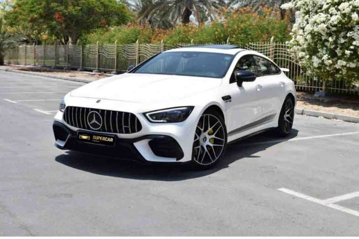 Mercedes-AMG GT 63 S Edition