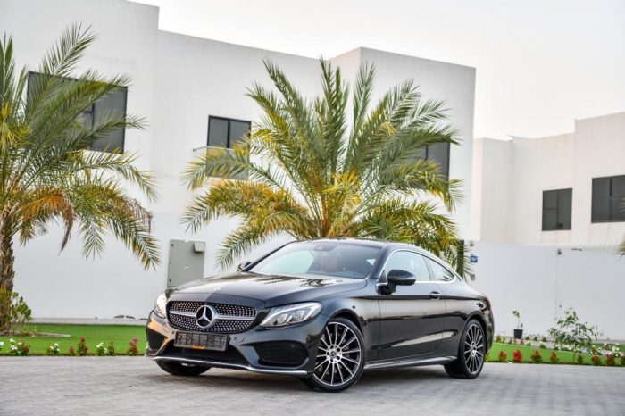 MERCEDES C300 Coupe